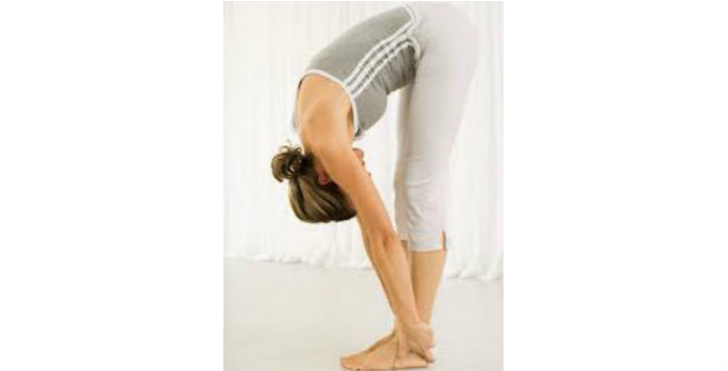 Hand to Foot Pose or Hastapadasana