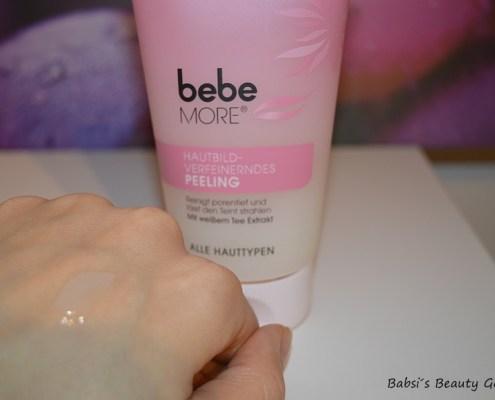 peeling bebe more