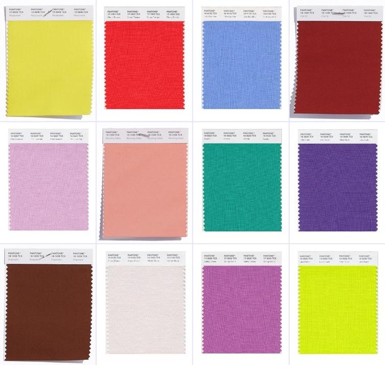 news pantone fashion color report nyfw spring 2018 babsi s beauty gossip. Black Bedroom Furniture Sets. Home Design Ideas