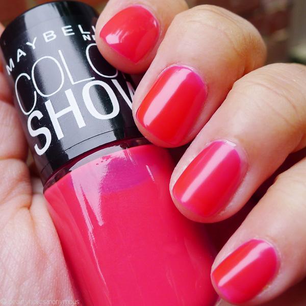 Maybelline Color Pink Shock Show