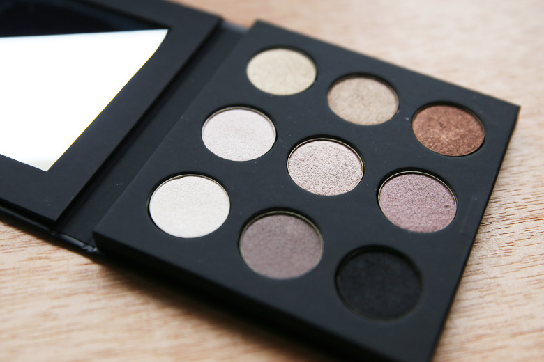 Review Make Up For Ever Palette 9 Artist Shadow 1. Makeup Forever Eyeshadow Palette