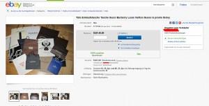Ebay Tüten