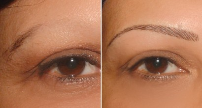 Hairstroke Brow