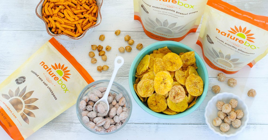 Naturebox - best subscription boxes - healthy snack box - cruelty-free beauty box subscriptions - vegan beauty box - vegan subscription box - unboxing subscription box review | beautyiscrueltyfree.com