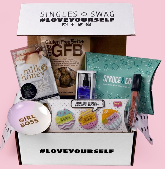 SinglesSwag - best subscription boxes - beauty box subscriptions - mom subscription box - subscription boxes for moms - unboxing subscription box review   beautyiscrueltyfree.com