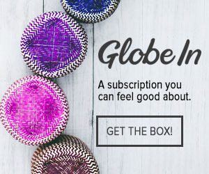 GlobeIn Artisan Box - best subscription boxes promocode - sneak peek subscription boxes for moms - unboxing subscription box review | beautyiscrueltyfree.com