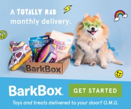 Barkbox - Subscription Box Subscription boxes for dogs pets cats | BeautyIsCrueltyFree.com