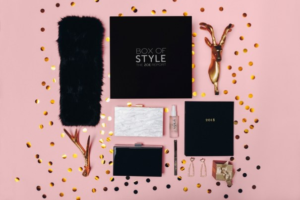 Box Of Style - Review - Zoe Report subscription box - beauty box subscriptions - mom subscription box - subscription boxes for moms - unboxing subscription box review   beautyiscrueltyfree.com