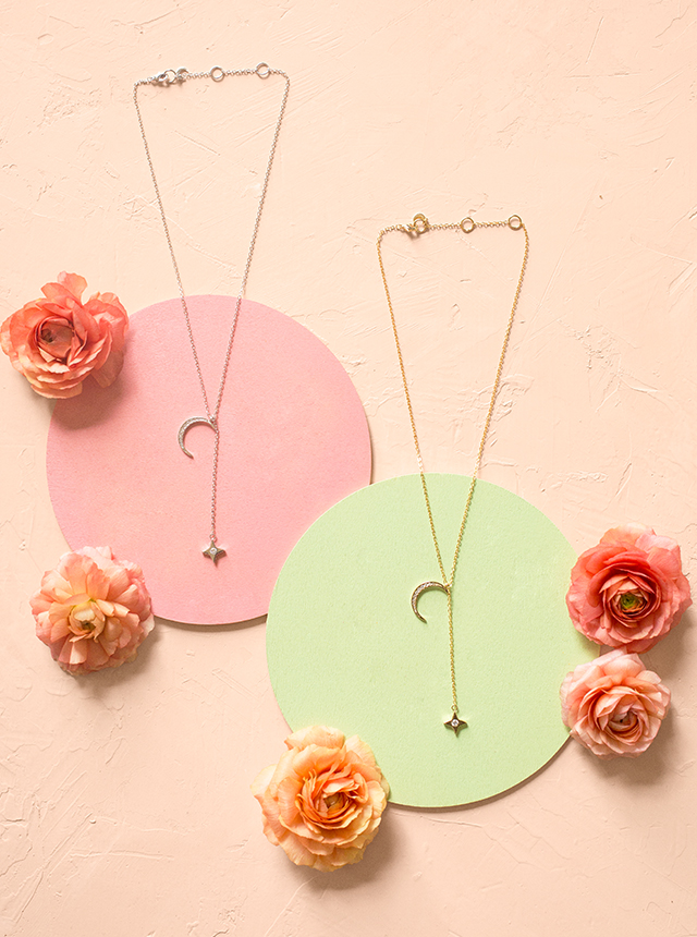 Box Of Style Spring Box Spoilers Boxofstyle coupon moon lariat necklace | beautyiscrueltyfree.com