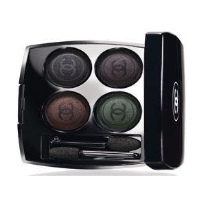 """τέσσερις """"ψευδοαποχρώσεις"""" του μαύρου απο τη νέα συλλογή της Chanel""""Black Collection""""... ;-)"""