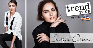 Secret Desire - die neue Limited Edition von trend IT UP!