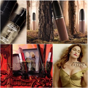 MAC-News: M∙A∙C Prep+Prime Essential Oils, M∙A∙C Retro Matte Liquid Lipcolour, M∙A∙C Catlyn Jenner and M∙A∙C Chinese New Year