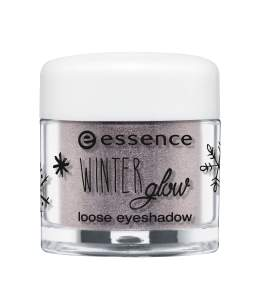 essence winter glow – loose eyeshadow