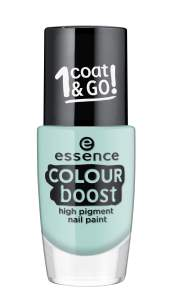 essence colour boost high pigment nail paint