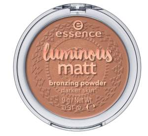 essence luminous matt bronzing powder 02
