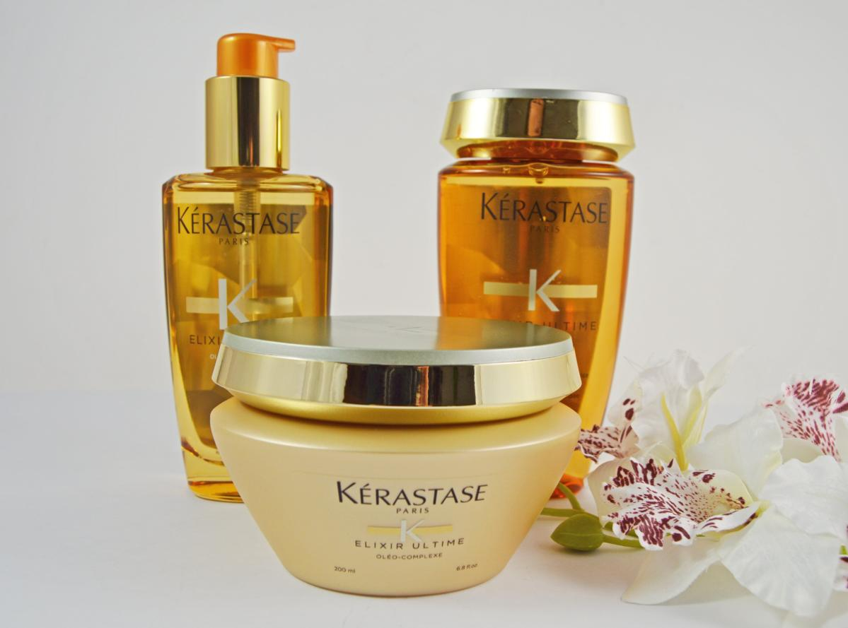 [:de]Review: KÉRASTASE - Elixir Ultime[:en]Review: KÉRASTASE - Elixir Ultime Hair Care[:]