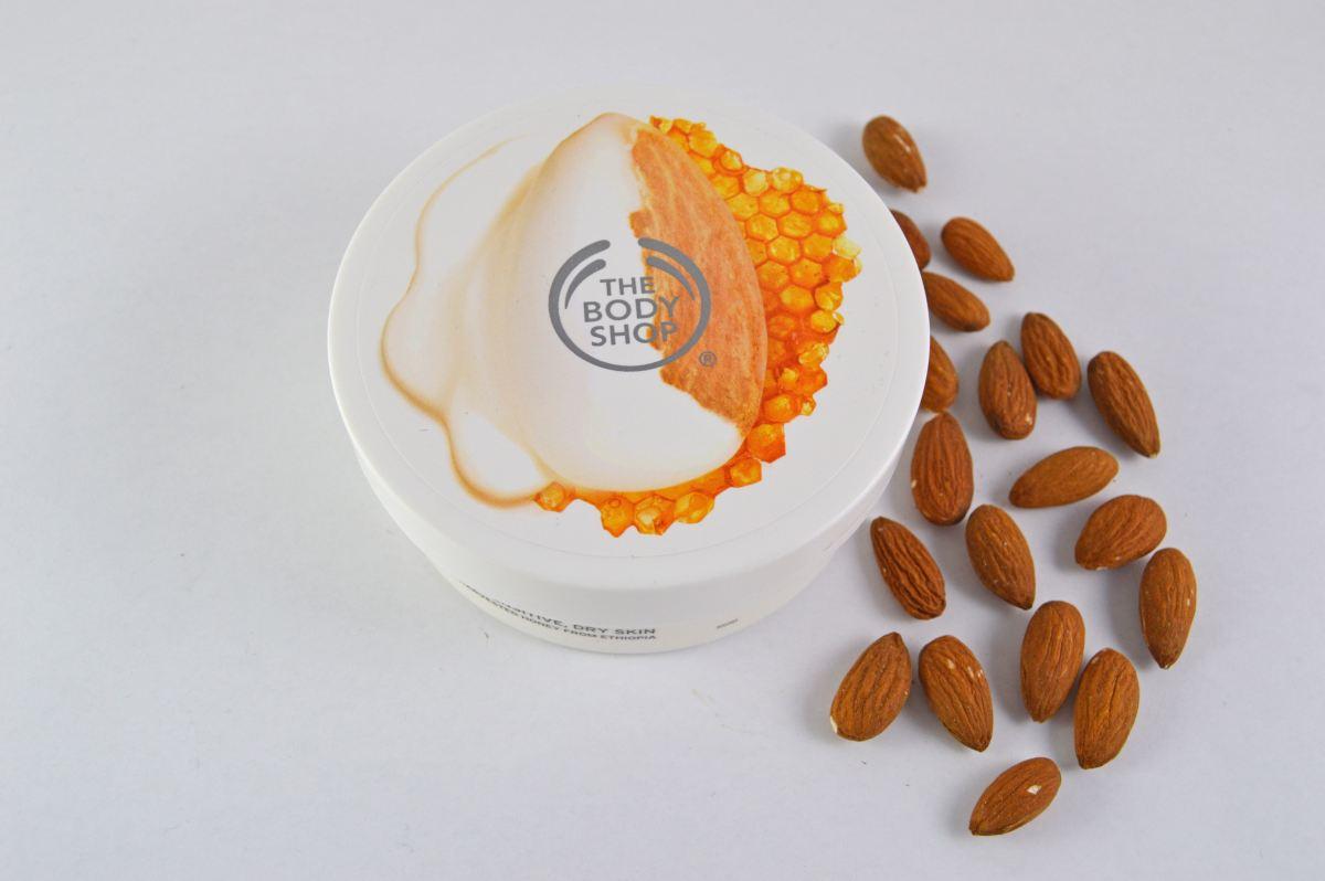 Review: The Body Shop - Almond Milk & Honey Body Butter