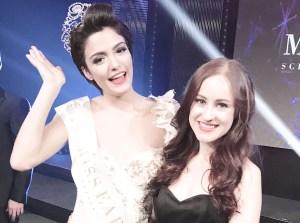 Miss earth schweiz 2017 priscilla Schürch