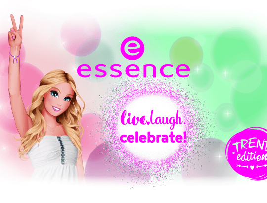 "essence trend edition ""live.laugh.celebrate"""