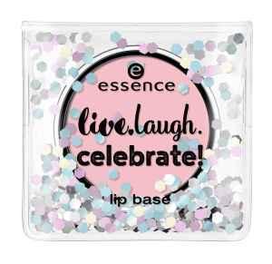 "essence - lip base ""live.laugh.celebrate"""