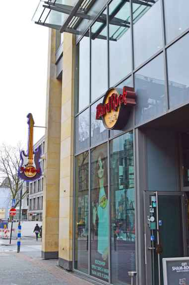 köln travel hardrock cafe