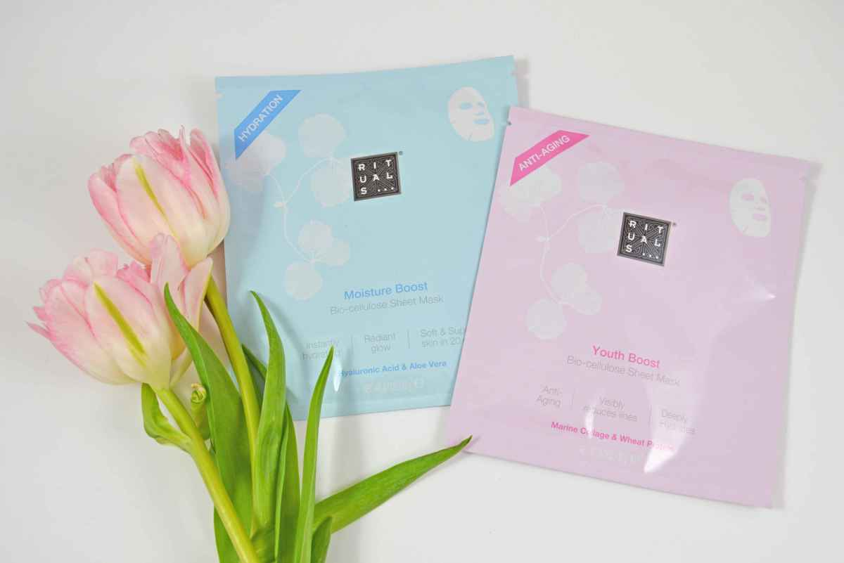 [:de]Review: Rituals - Sheet Masken[:en]Review: Rituals - Sheet Masks[:]