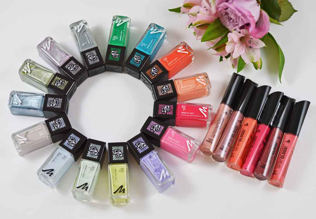 Review: MANHATTAN - LAST & SHINE NAIL POLISH CHAMELEON COLOUR COLLECTION by Rita Ora