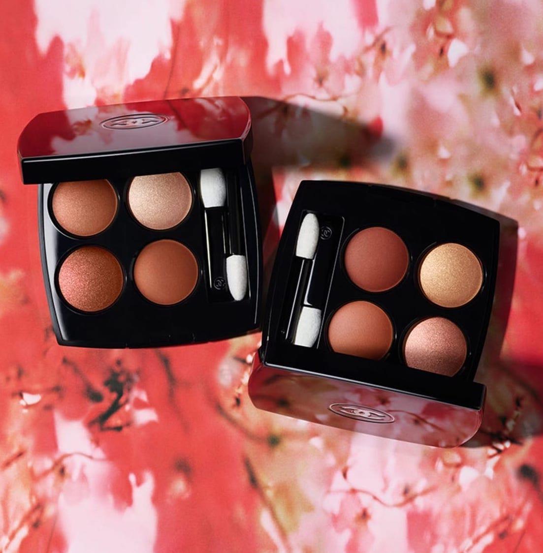 les fleurs d Chanel in bouquet ambree