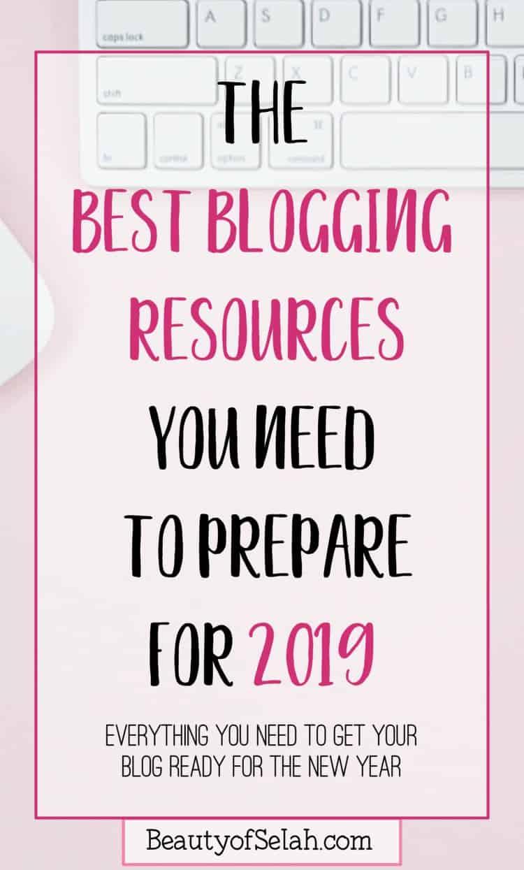 The Best Blogging Resources #blogging #howtoblog #bloggingresources