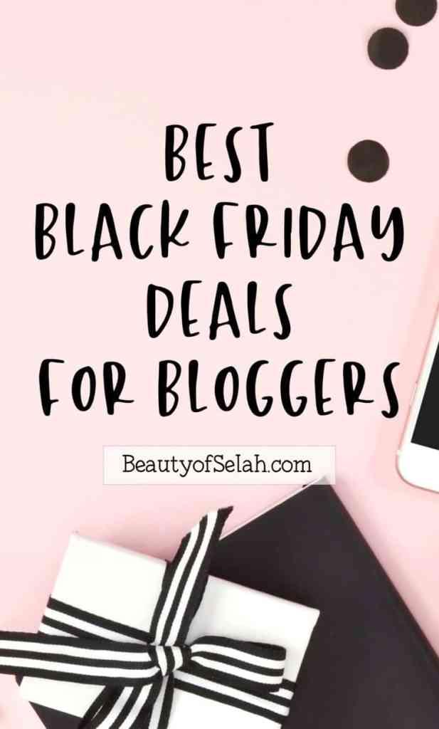 best black friday deals for bloggers #blogging #blackfriday #bloggingforbeginners