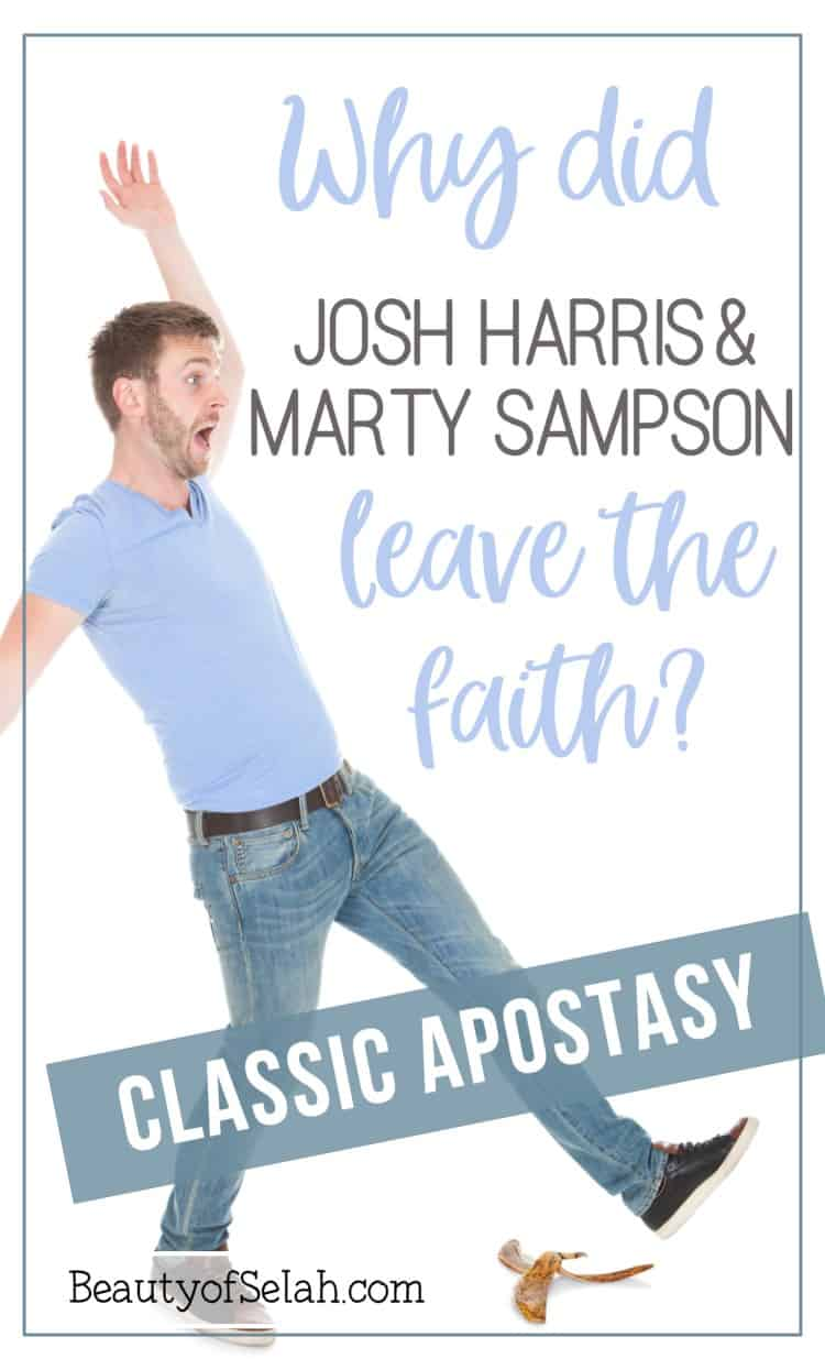 classic apostasy why did they leave the faith