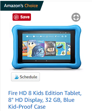 fire tablet from amazon