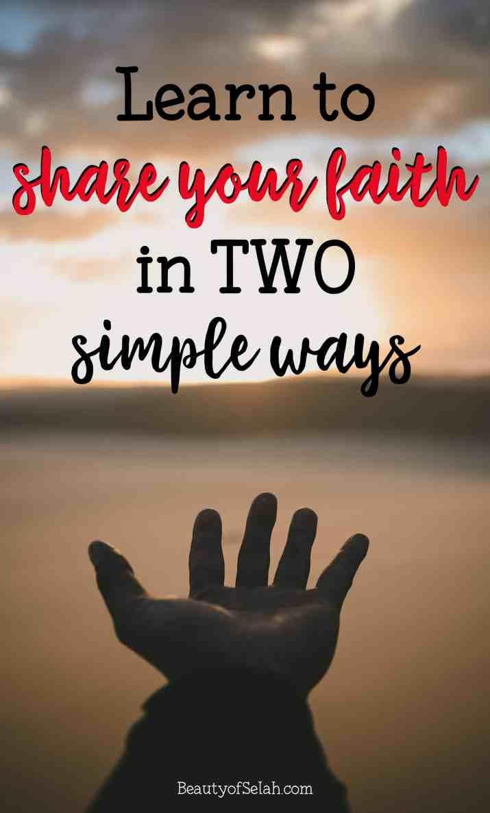 Learn how to give the gospel in two simple ways, using the romans road or the Gospel ABCs also includes salvation prayer | How to Give the Gospel in 2 Easy Ways