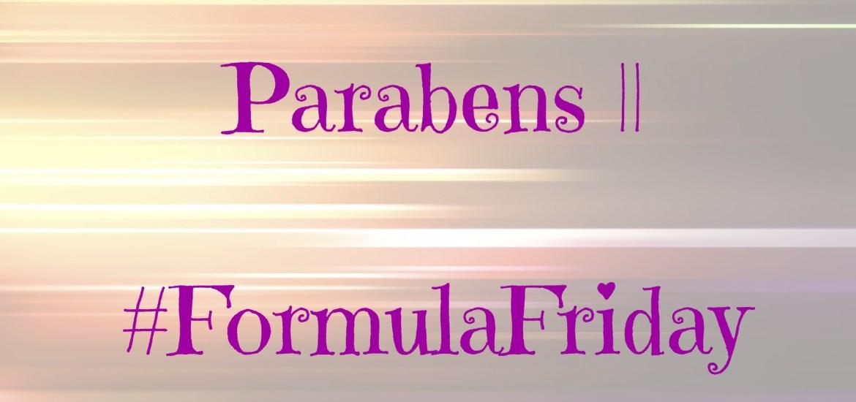 Parabens