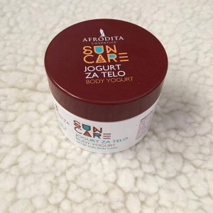 afrodita body yogurt