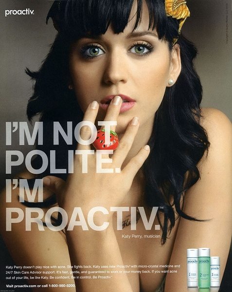 Katy Perry jumps on the bandwagon!
