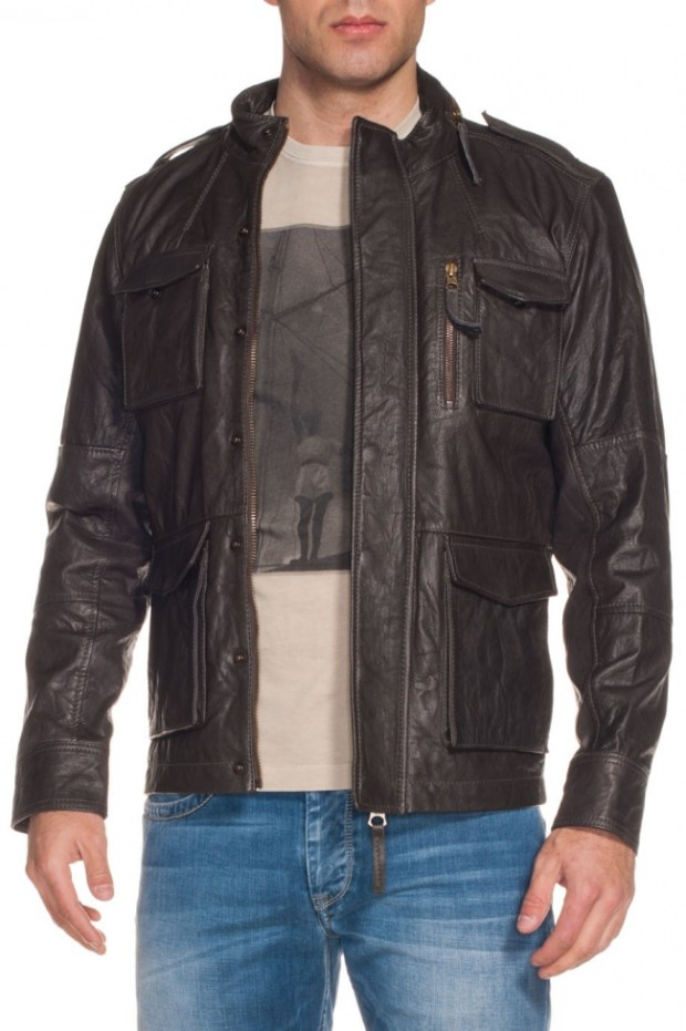 Rugged Jacket
