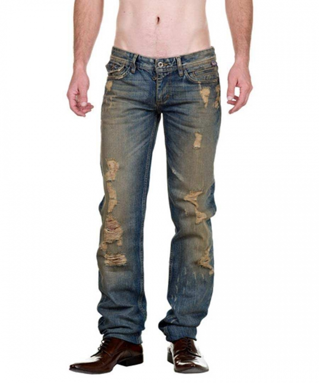 Worn Out Jeans