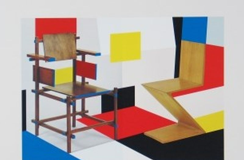 De Stijl at The Stedelijk