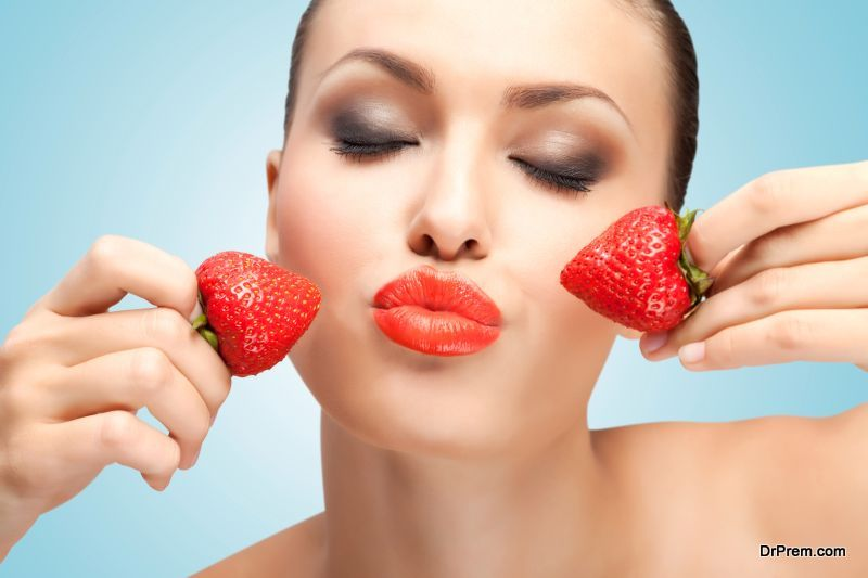 Strawberry packs