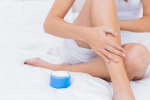 BRI dry skin on legs