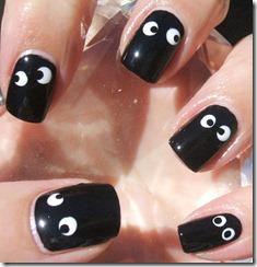Halloween manicure 10