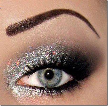 blue eyes makeup 821