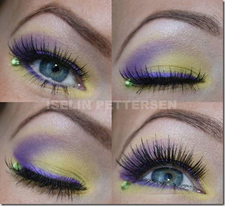 blue eyes makeup 836