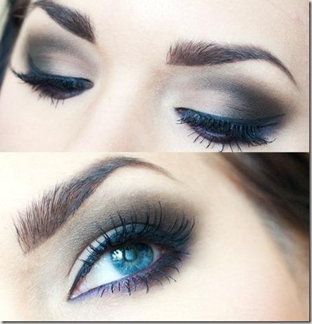 blue eyes makeup 892