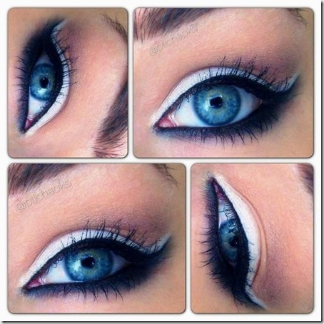 blue eyes makeup 915