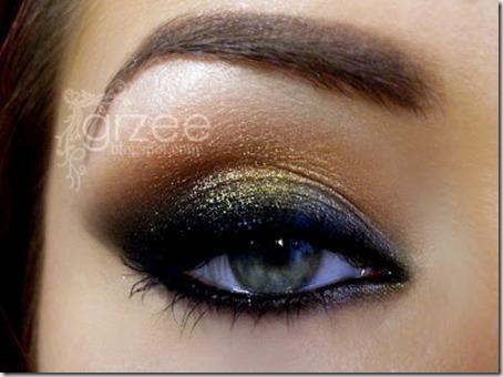 blue eyes makeup 918