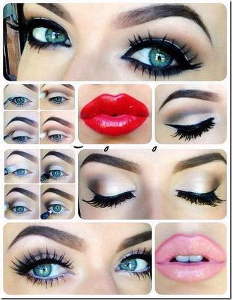 blue eyes makeup 929
