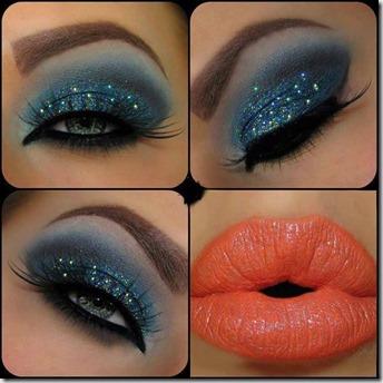blue eyes makeup 933