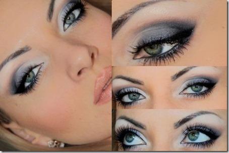 blue eyes makeup 934